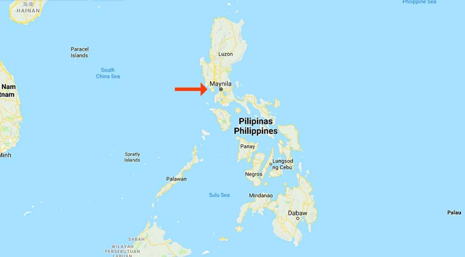 Filippinerna, Manilla