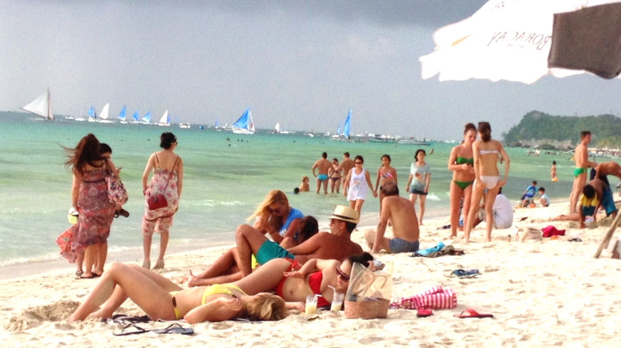 Filippinerna strand