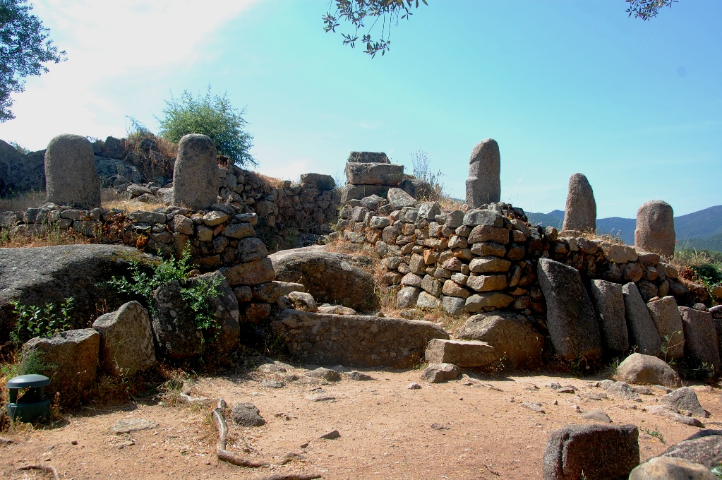 Filitosa Corsica