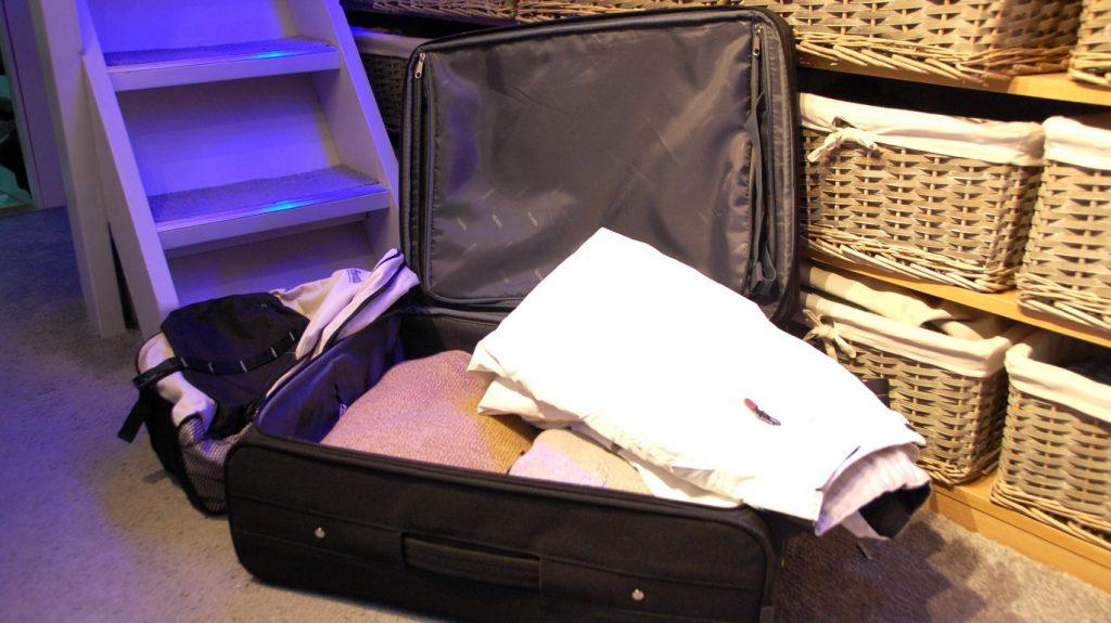 Restips och tips för packning
