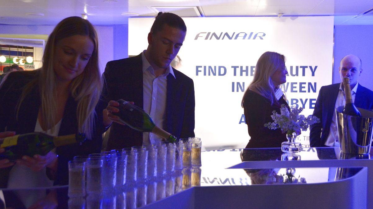 Finnair Grand Travel Award