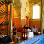 Nyheter från FinnAir – på Turkiska badet