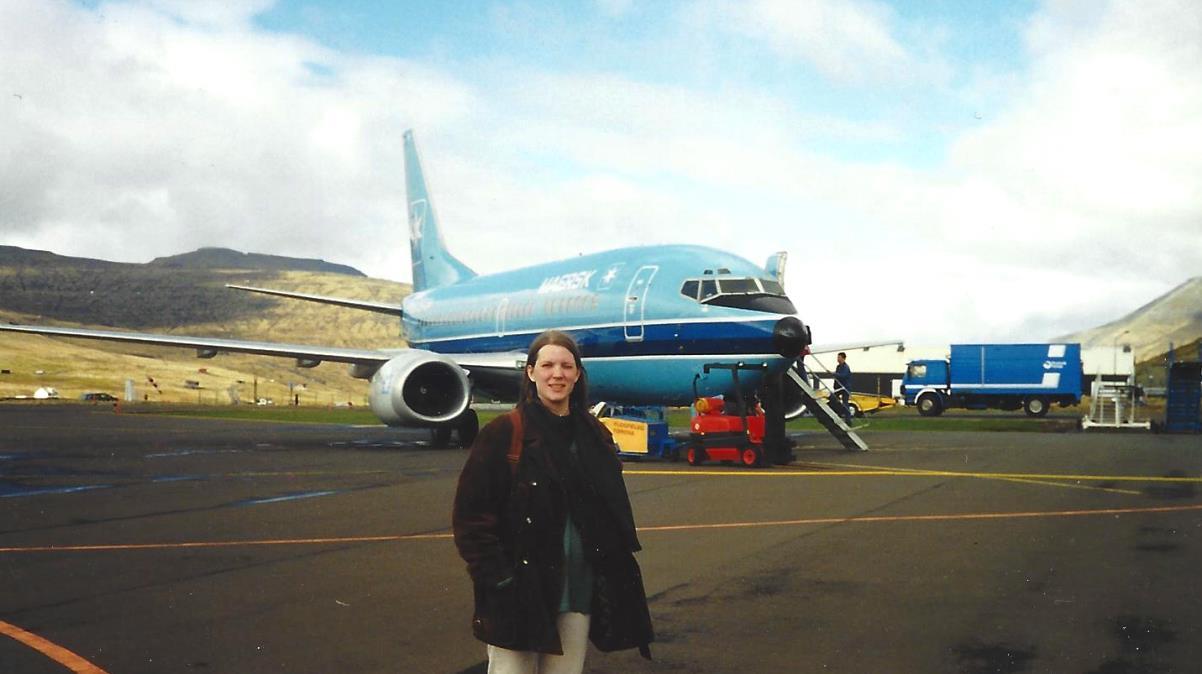 Flygplats Färöarna