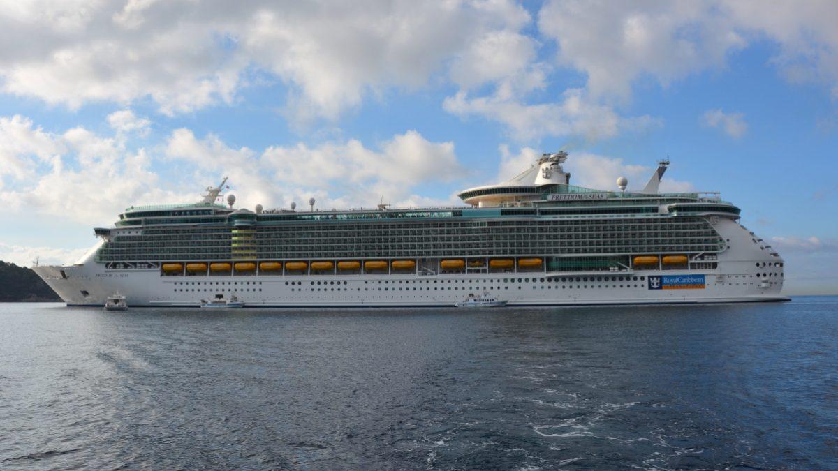 Kryssa med Royal Caribbean