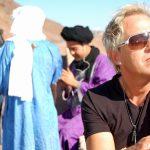 Över Atlasbergen i Marocko