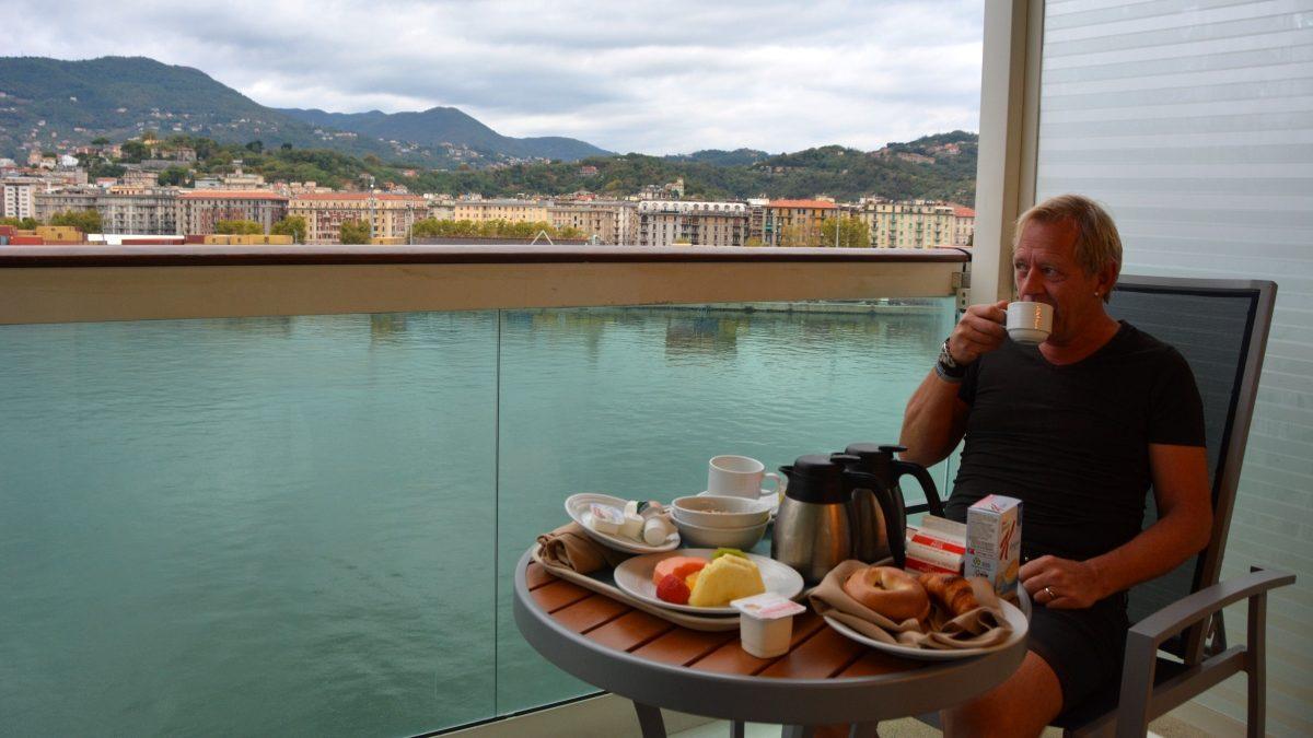 Frukost Freedom of the Seas