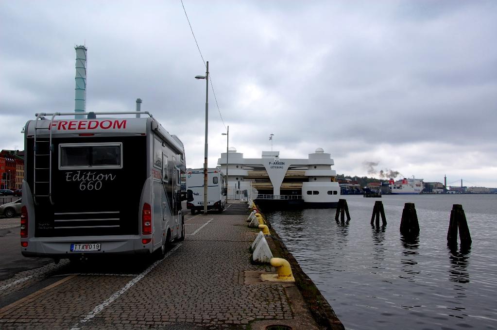 Göteborg hamnen