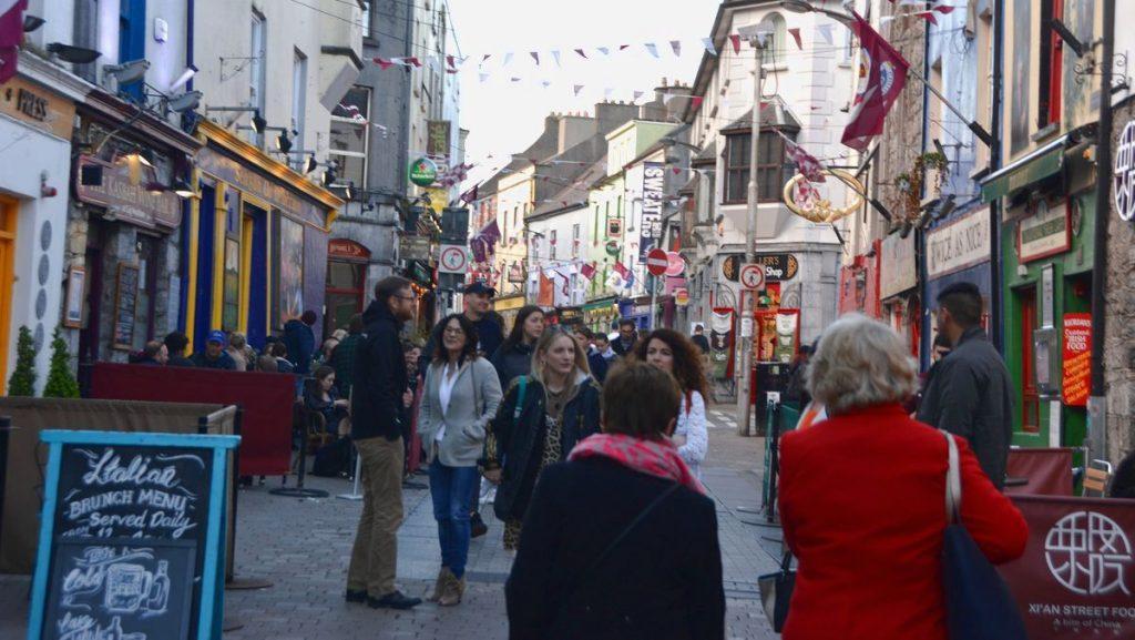 Galway på Irland