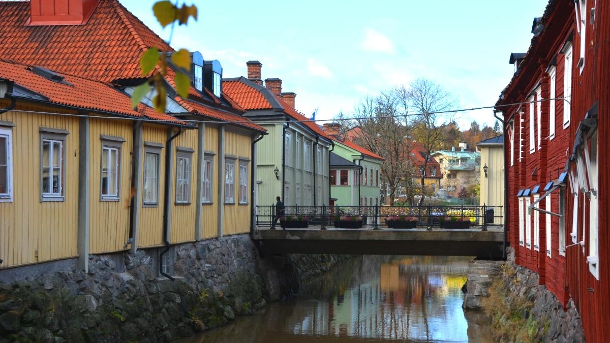 Gamla stan i Västerås