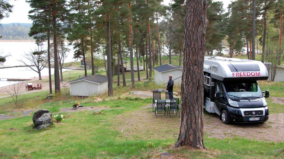Gamleby camping