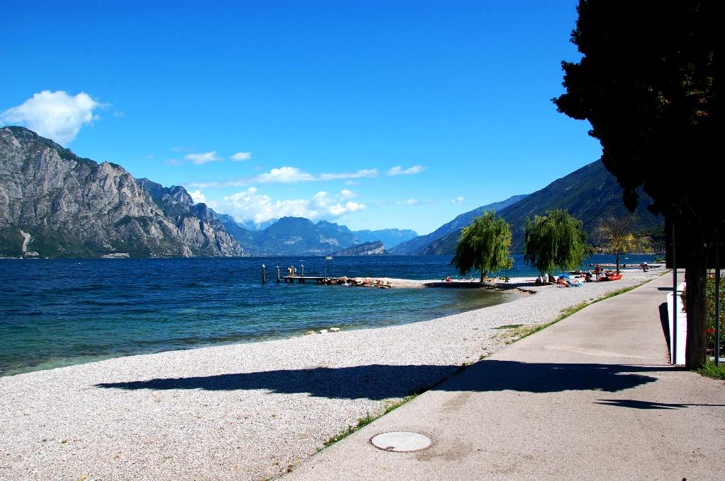 Gardasjön - ett fint restips för Italien
