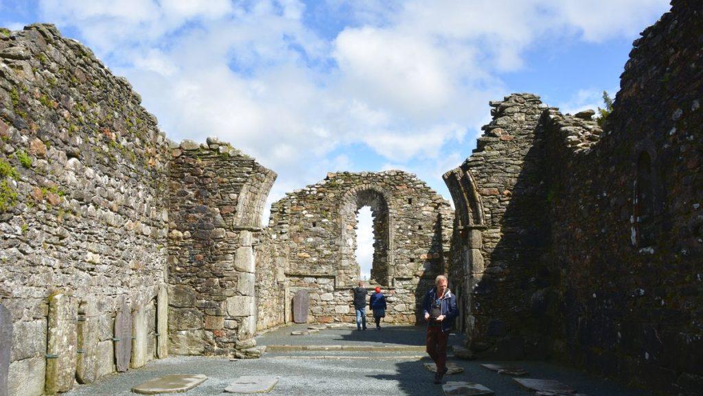 Glendalough katedral