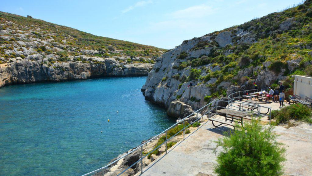 Gozo kust