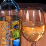 Grönt vin och portugisisk fisk