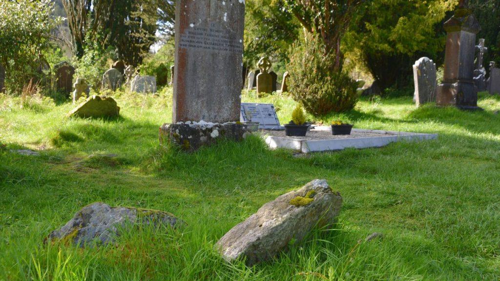 Gravstenar Glendalough