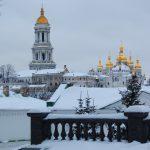 Grottklostret Lavra i Kiev