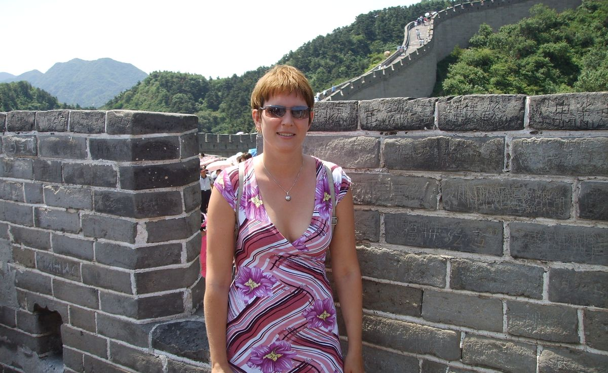 Helena kinesiska muren