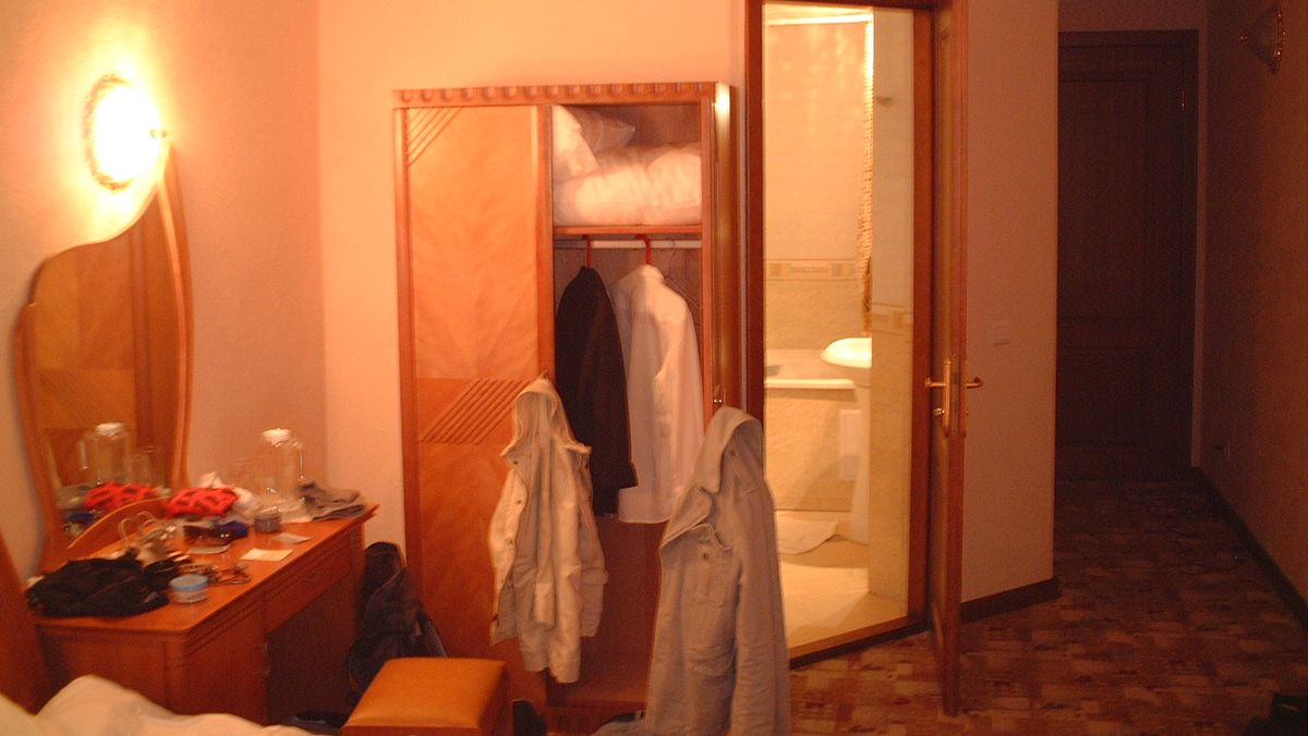 Hotell Bajkalsjön