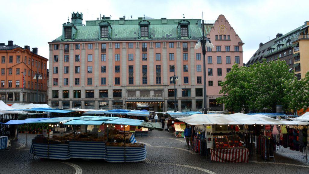 Haymarket by Scandic på Hötorget i Stockholm
