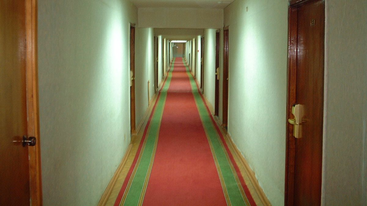 Hotell Irkutsk
