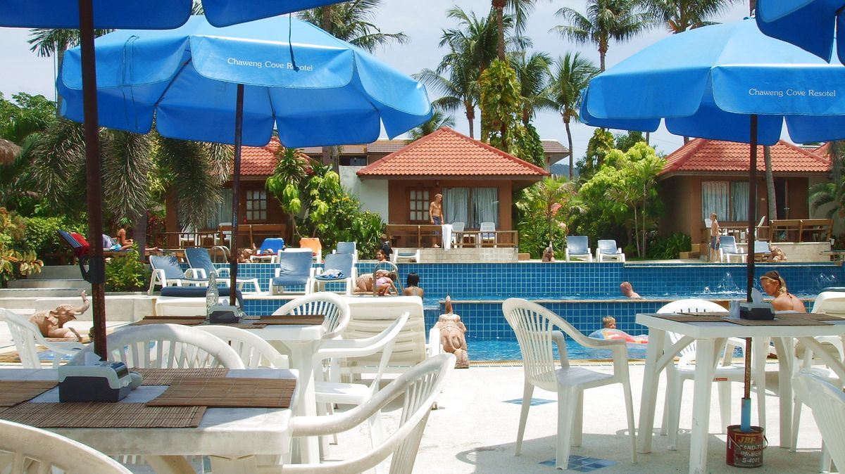 Hotell Koh Samui