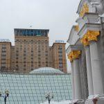 Hotell Ukraina i Kiev