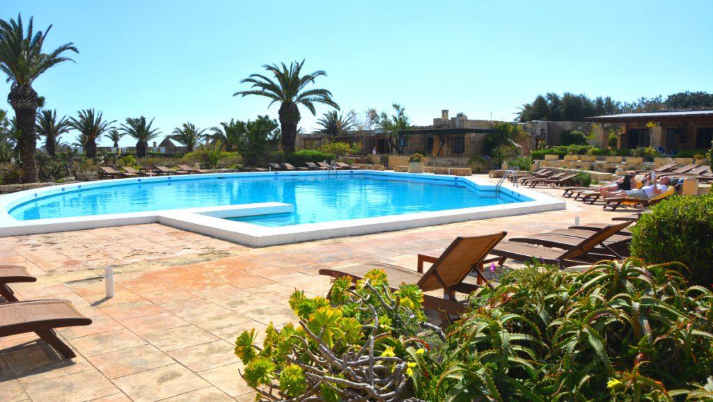 Spa-hotell på Gozo