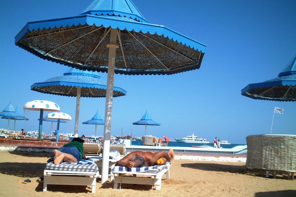 Restips för Egypten: Hurghada
