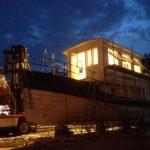 Husbåten: lägesrapport