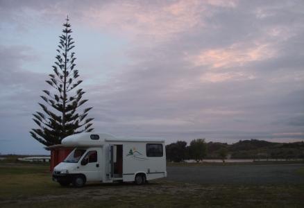 Alltid spännande att följa med på husbilsresor - när vi var på Nya Zeeland hade vi ingen blogg dock...