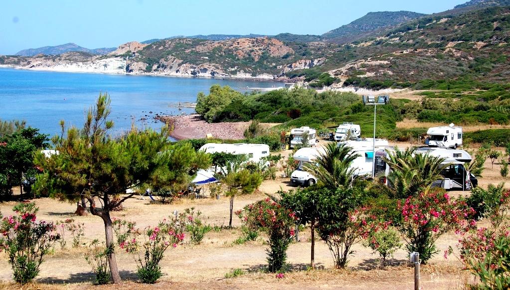 Husbilscamping Sardinien1