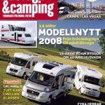 Intervju för Husvagn & camping