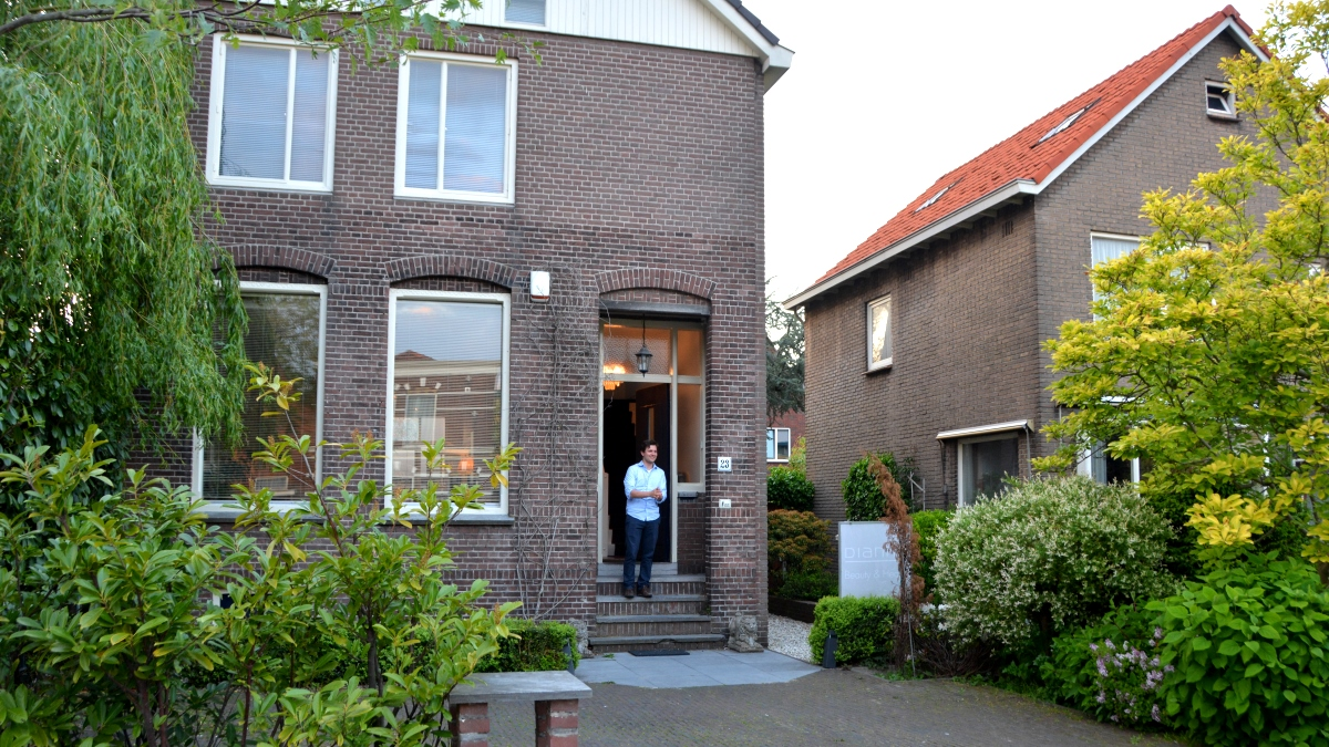 Hyra hus i Amsterdam
