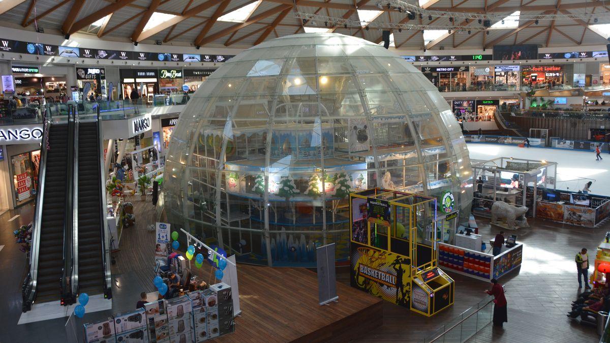 Ice Mall Eilat