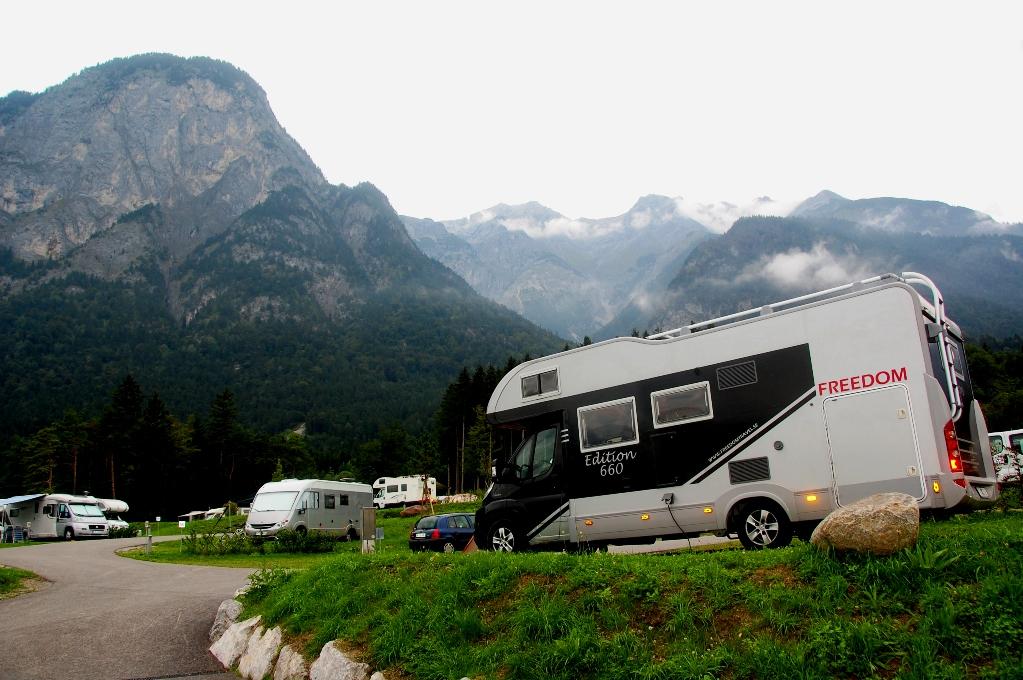 Restipsför Österrke: camping i Innsbruck