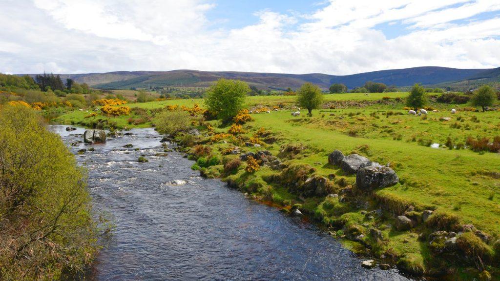 Irland landskap