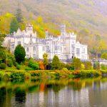 Klostret Kylemore Abbey på Irland – en sorglig saga