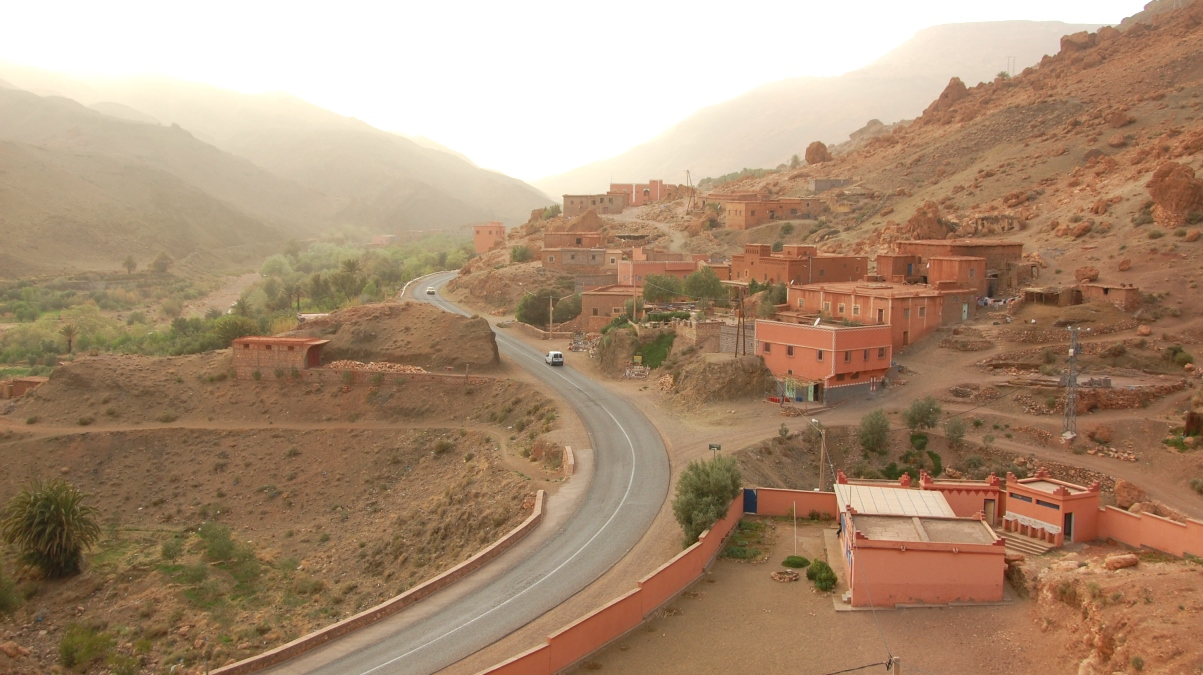 Irocha Marocko