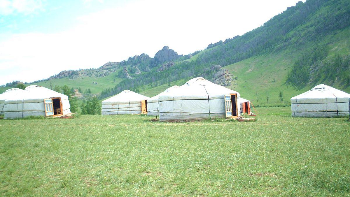 Jurtor Mongoliet