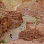 Red Canyon i Israel (och vilse i öknen)