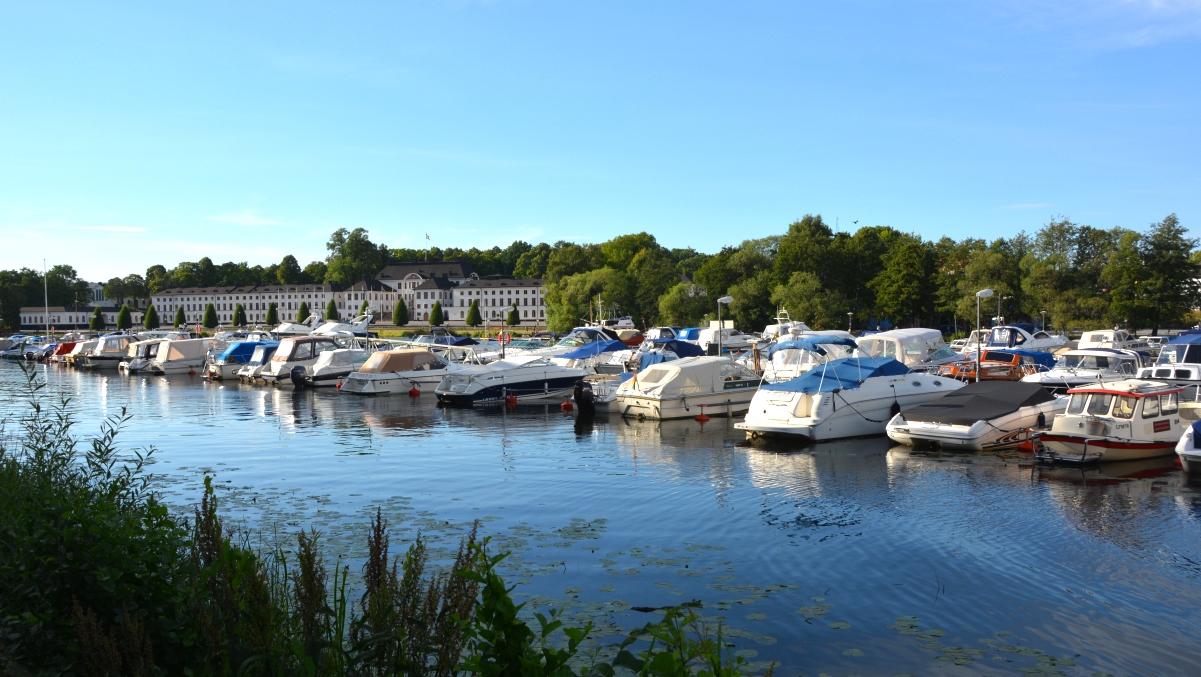 husbåt stockholm