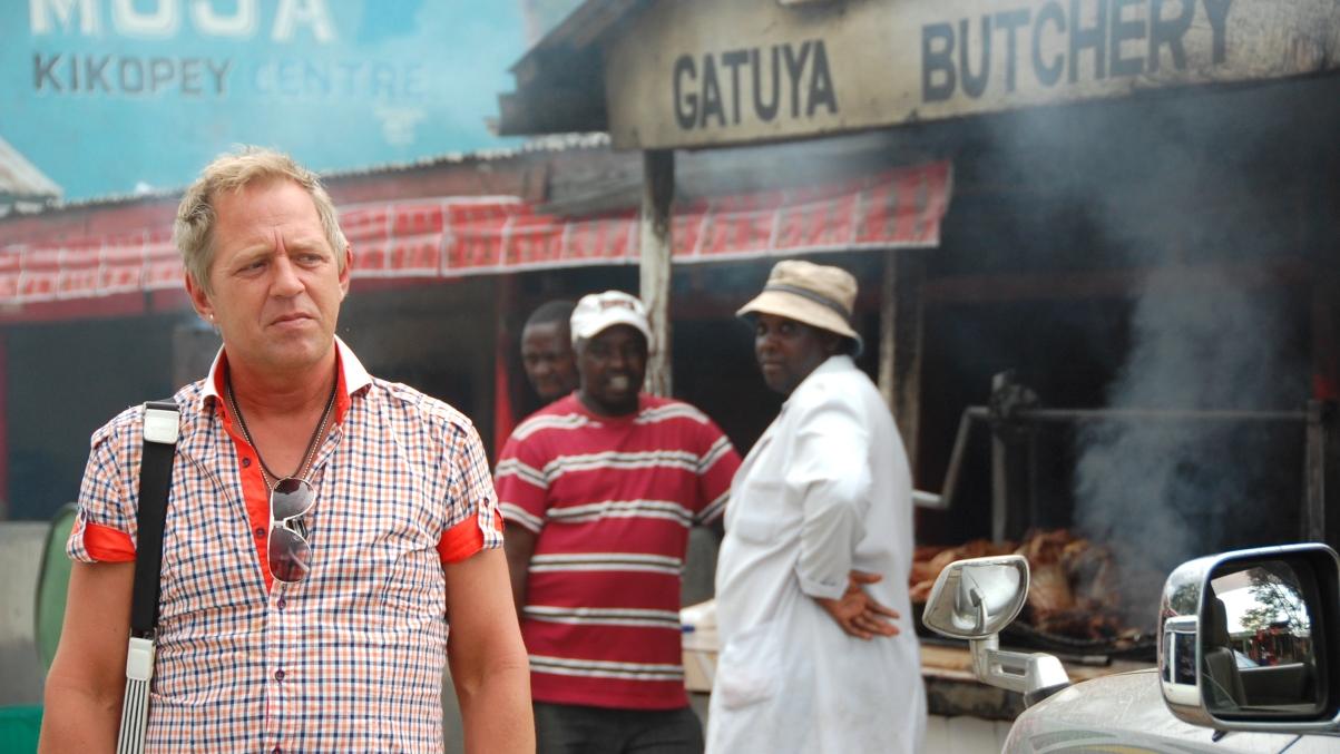Kenya butchery