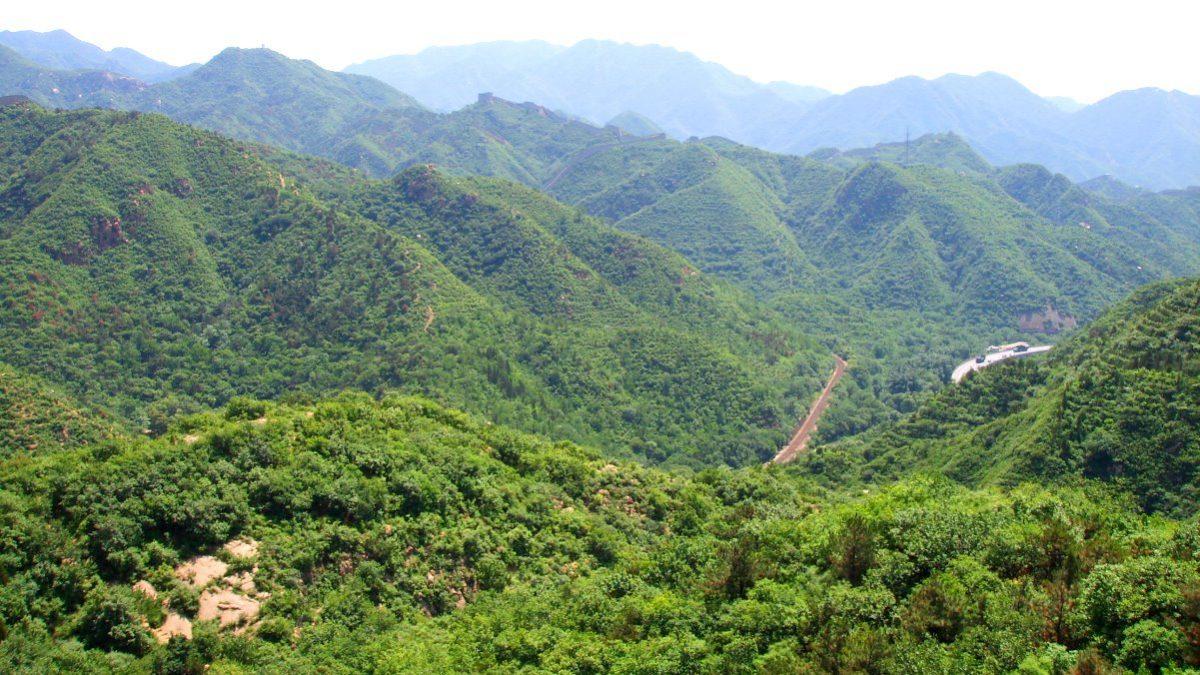 Kina berg