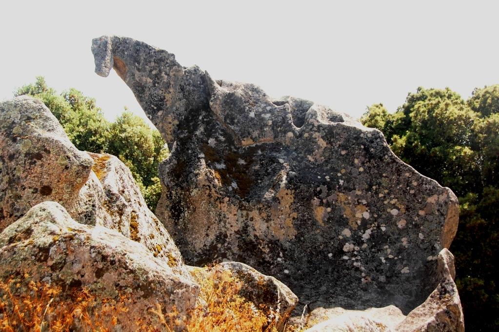 Förhistoriska lämningar på Korsika