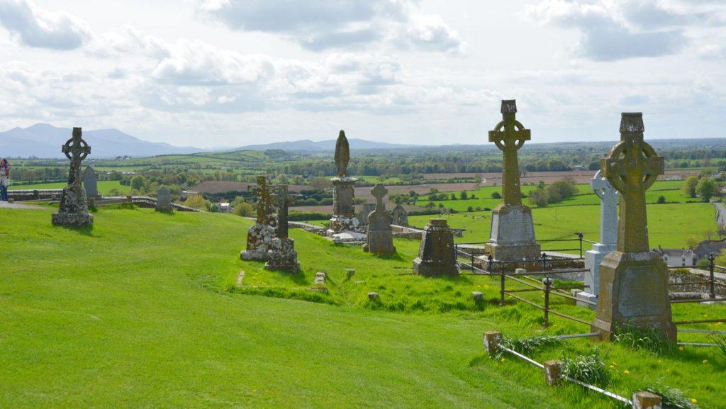 Kyrkogård Cashel