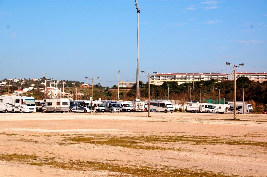 Ställplatser i Portugal: Lagos