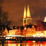 UNESCO-världsarv och marsipan i Lübeck