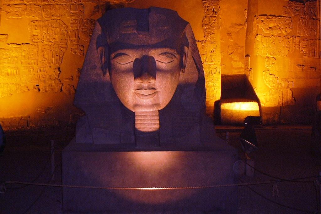 Restips för Egypten: Luxor