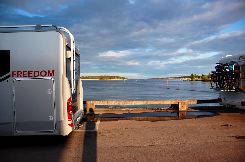 Ställplatser i Sverige: Mönsterås