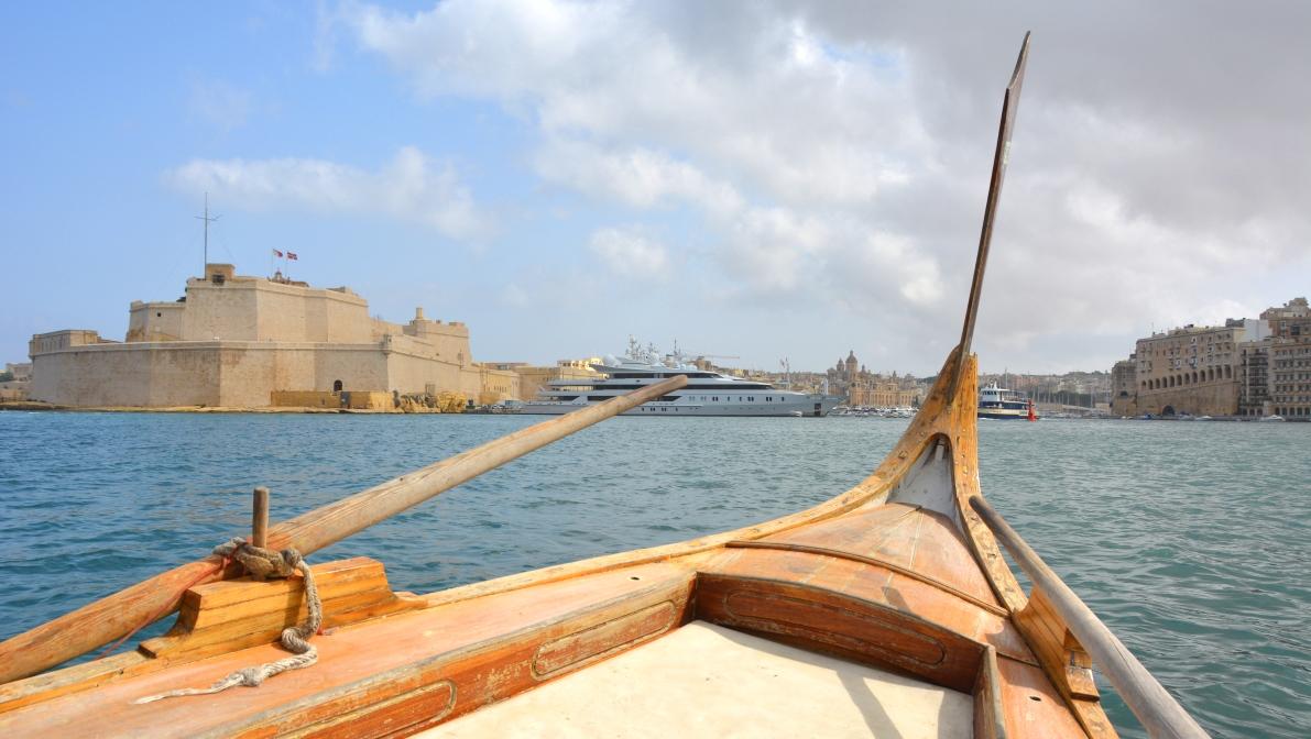 Malta båt